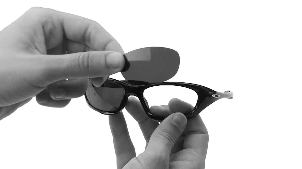 20394b4a39 Oakley Twenty XX (2012) Lens Replacement   Installation Instructions ...