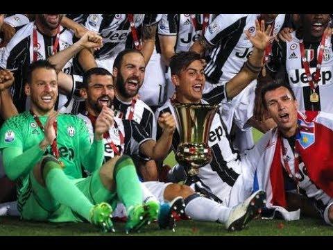 Juventus - Lazio 2-0 (17.05.2017) Finale Coppa Italia (Partita Completa).
