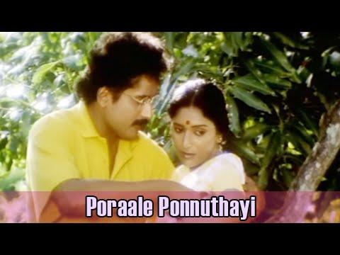 Poraale Ponnuthayi   Bharathiraja Hits   Sujatha Hits   A.R.Rahman Hits   Karuthamma