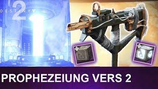 Destiny 2: Prophezeiung Vers 2 / Der Eroberer 2 (Deutsch/German)