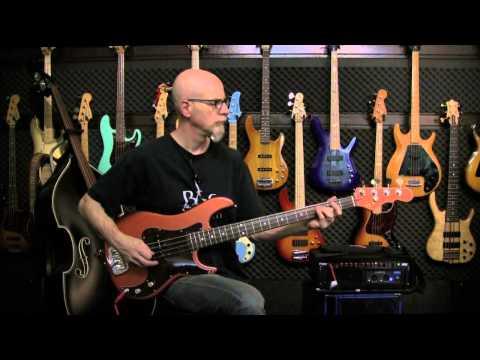 G&L LB100 Bass
