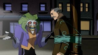 Joker! You Are A Maniac! And You Are The Most Smiling Mayor Of Gotham!