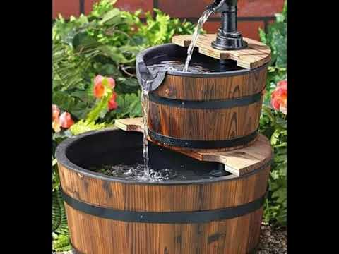 Ideas Para Decorar Un Jardin Rustico Youtube - Ideas-para-decorar-un-jardin-rustico