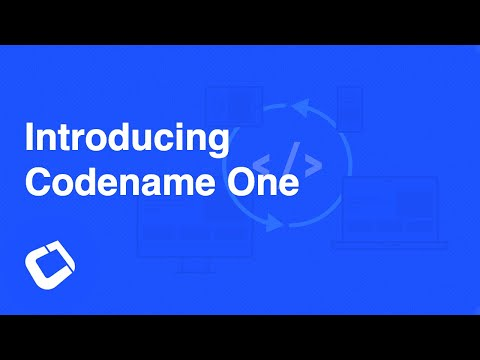 Video, New Defaults & BarCode/QRCode Changes - Codename One