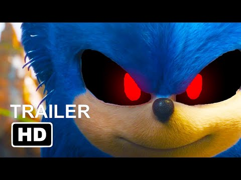 SONIC.EXE - NEW Horror Movie Teaser (with REDESIGNED SONIC)