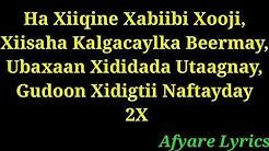 Idiris Akram Iyo Jawaab (Heestii Ma Xiiqaa Haniyeeta) Goos Goos