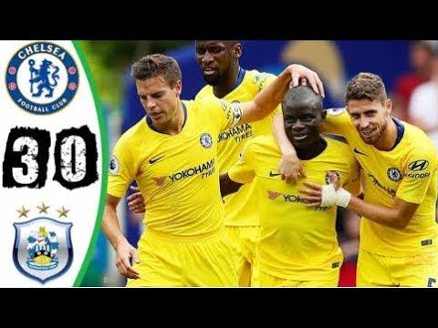 Download Huddersfield vs Chelsea 0-3 All Goals & Highlights  11/08/2018 HD