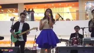 To Love You More - Celine Dion (Cover) by Hanin Dhiya n d'Boys @Cibinong City Mall