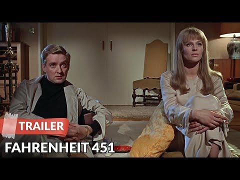 Fahrenheit 451 1966 Trailer | Oskar Werner
