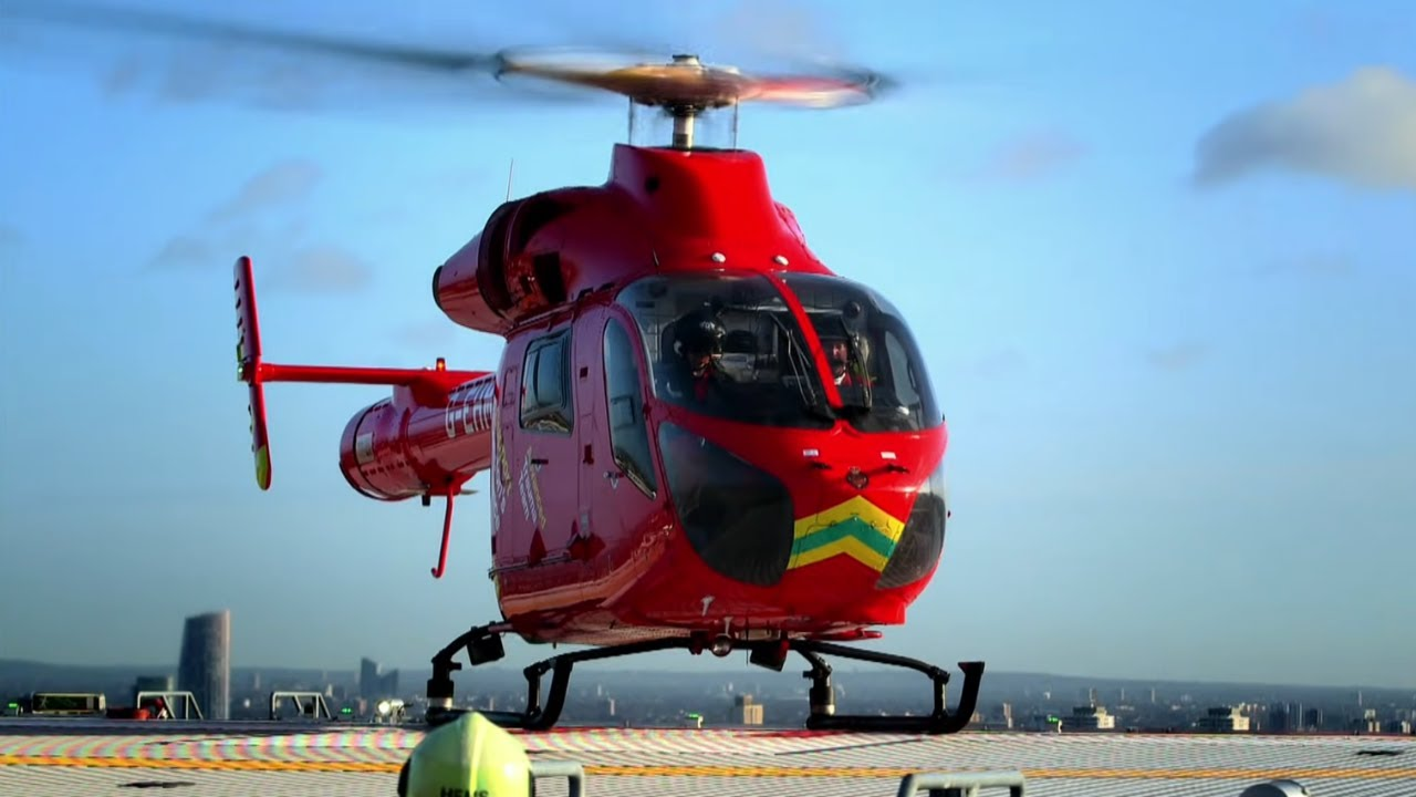Download London's Air Ambulance Responds to a Motorcycle Collision | Trauma Investigators Full Episode