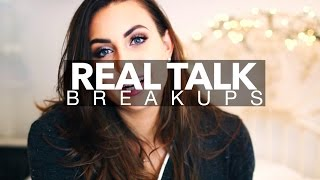 REAL TALK BREAK UPS || Natalie-Tasha Thompson