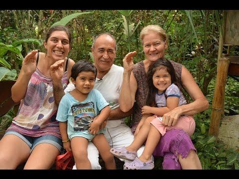 Hopineo presents Rio Muchacho Organic Farm & Ecolodge, Ecuador