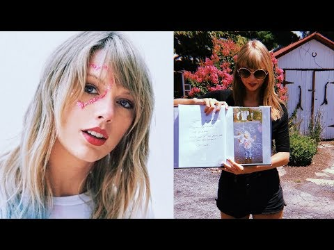 Taylor Swift's 'Lover' DECODED + Easter Eggs Revealed