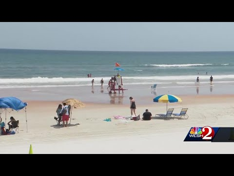 Busy Holiday Weekend Expected In Daytona Beach