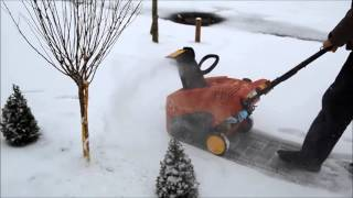 Снегоуборочная машина WOLF-Garten Select SF 53