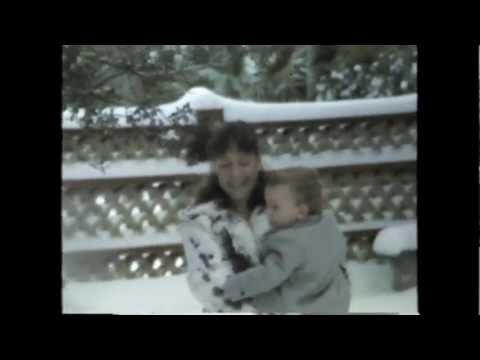 Snow in San Antonio TX, 1985