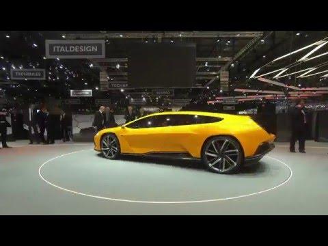 Italdesign GTZero unveiling