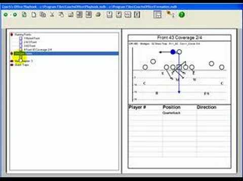 football playbook software chapters pages youtube