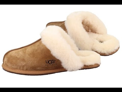a42526e6f5 Check-out these Ugg Scuffette Slippers! - YouTube