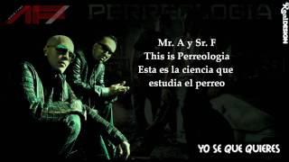 Alexis y Fido ft. Nova y Jory - Yo Se Que Quieres + Letra 2011 HD
