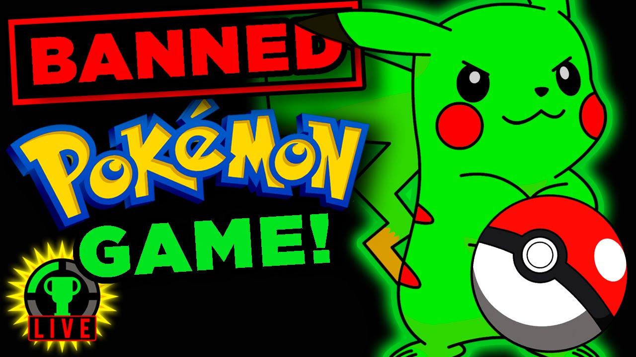 Banned Pokemon Pokemon Uranium Fan Game Youtube