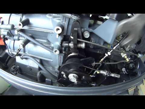 Лодочный мотор Ямаха 9.9. Раздушка. Поднимаем мощность ПЛМ до штатных 15 л.с.