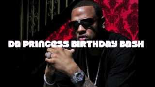 Da Princess Birthday Bash Slim Thug Live In Concert