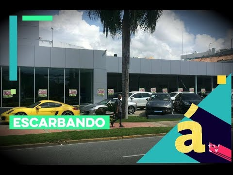 DGII cierra distribuidora de Porsche en Rep. Dominicana