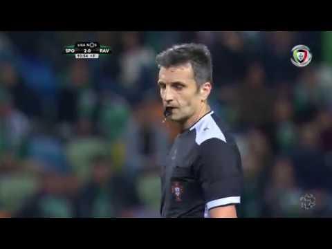 Sporting 2-0 Rio Ave (Liga 27ªJ): Resumo