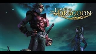 Classic PS1 Game Legend Of Dragoon on PS3 in HD 1080p