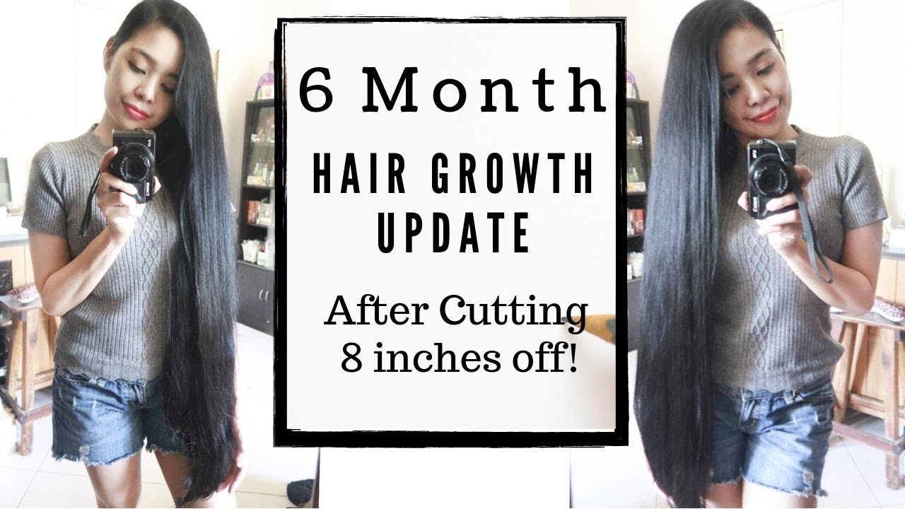12 Month Hair Growth Update After Cutting 12 Inches off My Hair - Beautyklove