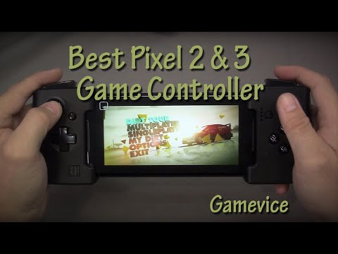 Best Pixel 2 & 3 Game Controller - Gamevice