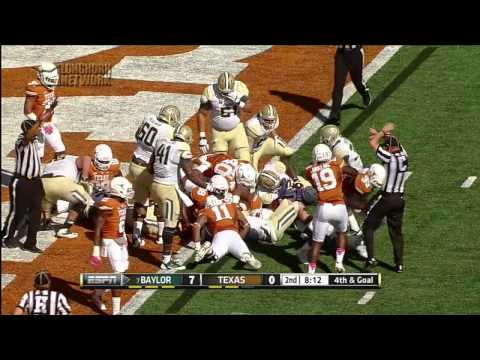Football highlights: Baylor [Oct. 4, 2014]