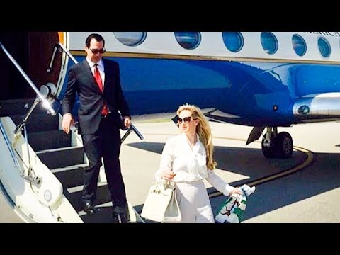 Steve Mnuchin BUSTED Using Government Jet for Honeymoon