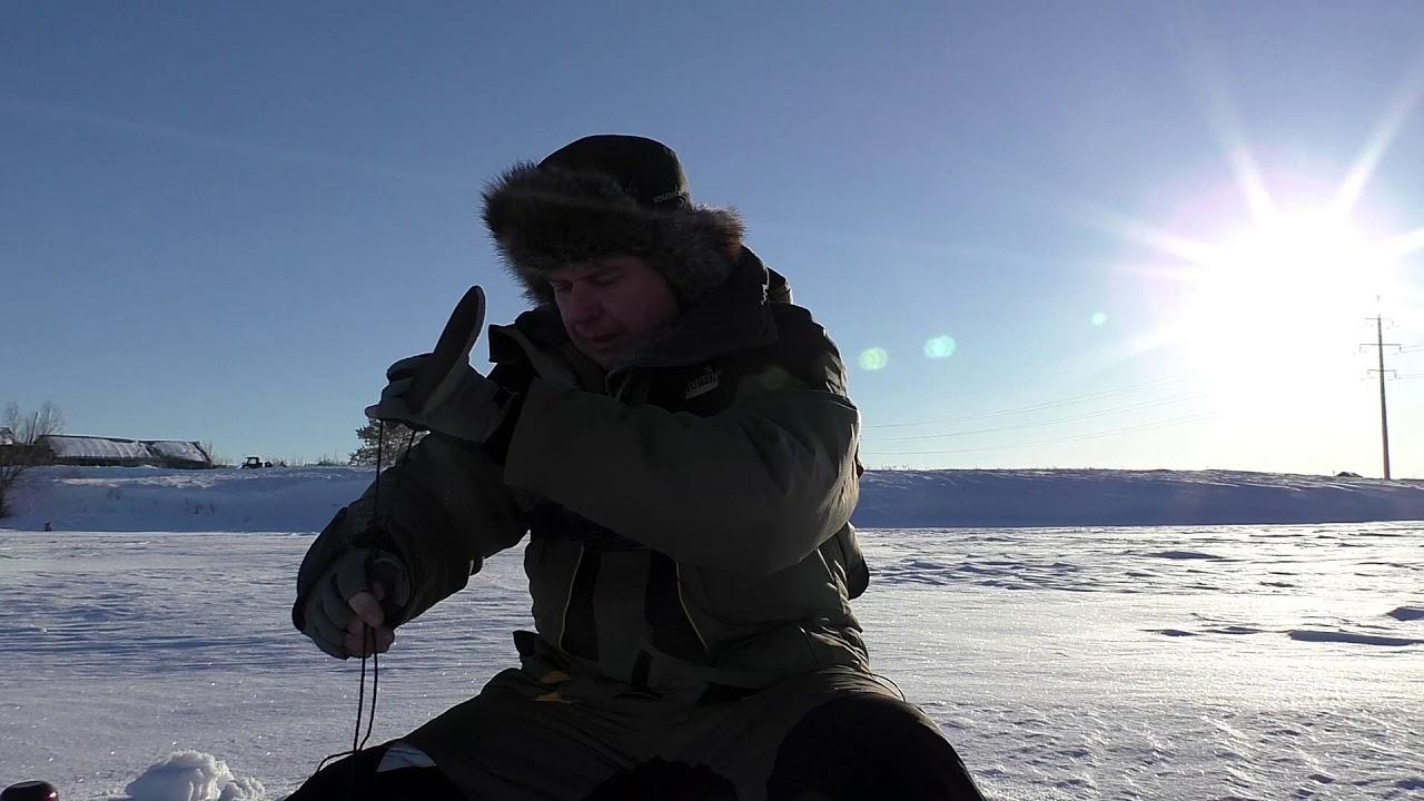 Белая РЫБА УВАЖАЕТ эту СНАСТЬ. Зимняя рыбалка на подлещика. Ловля подлещика зимой 2018