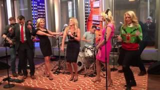 Stephanie Quayle - White Christmas (at Fox & Friends)