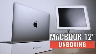 Macbook - unboxing, rozpakowanie PL