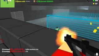 Minecraft война команд - Игры Вконтакте