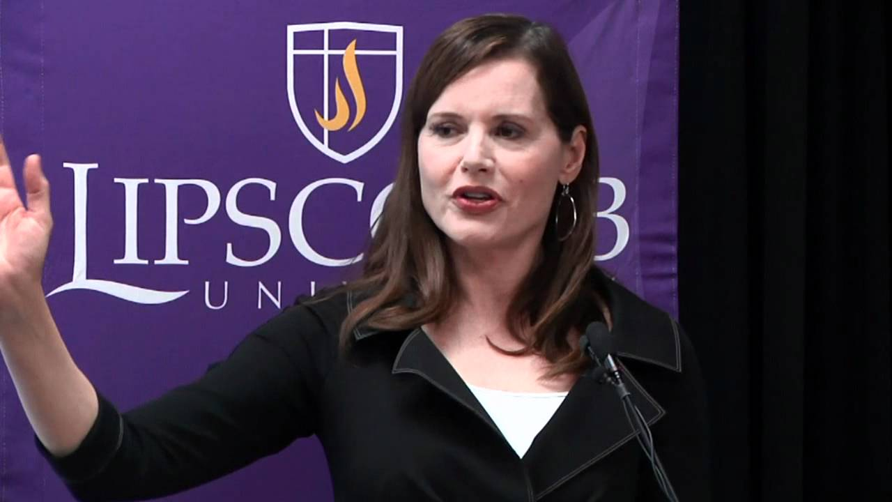 Geena Davis Keynote - YouTube