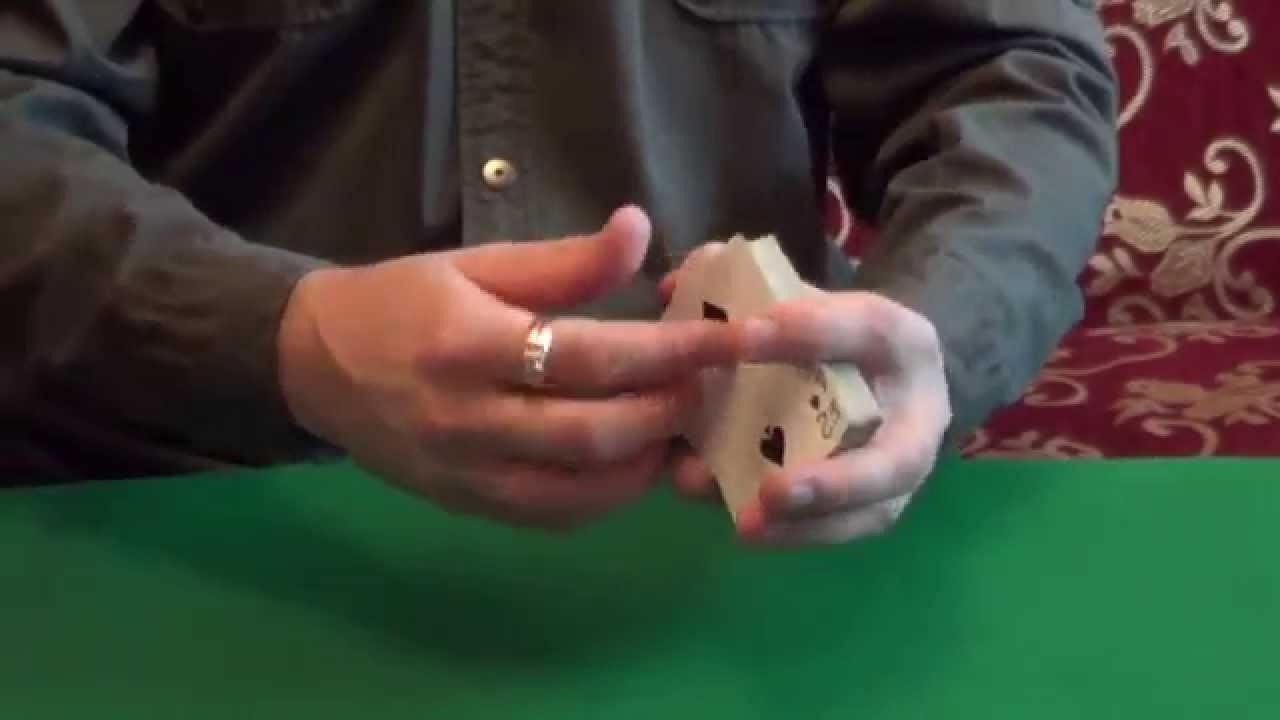Бесплатно обучение карточных фокусов работа горничная словакия