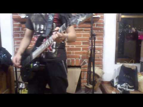 Tutorial Bleed It Out-Linkin Park (3 Guitarras)