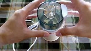 """Обзор и тест самой дешевой кофемолки """"в мире"""" - Saturn ST-CM 1033"""