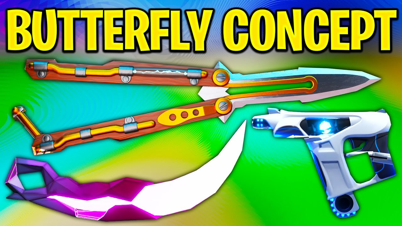 Magepunk Butterfly Knife + Singularity & Ion 2.0! // VALORANT Fan Skins!