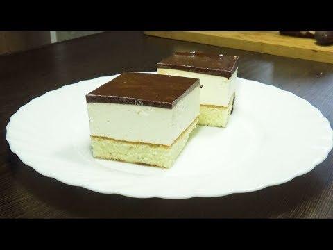 желе торт птичье молоко рецепт пошагово