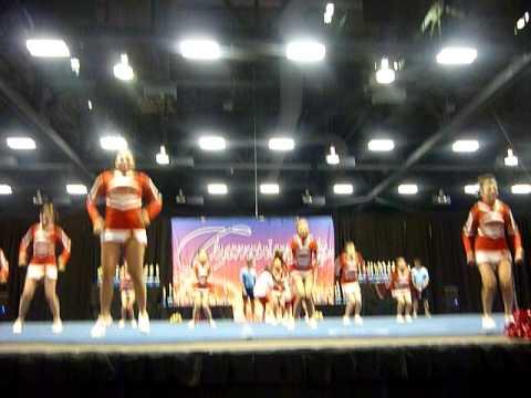 harrison middle school cheerleaders state