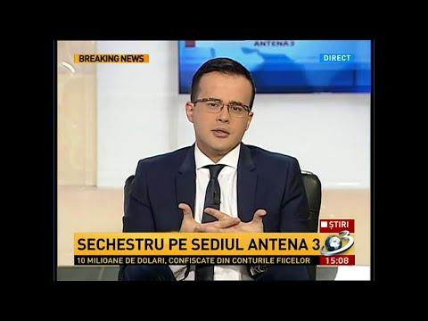 Antena 3 Spală Creiere