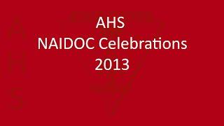 2013 NAIDOC Week Celebration - Aboriginal Flag