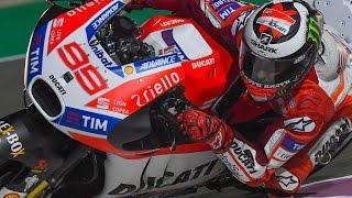 Ducati enjoy positive weekend in Losail