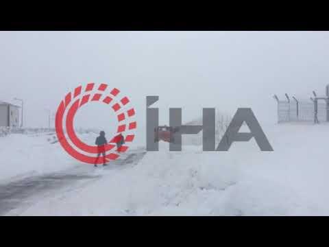 Adıyaman'da kar nedeniyle 350 yerleşim birimine ulaşılamıyor