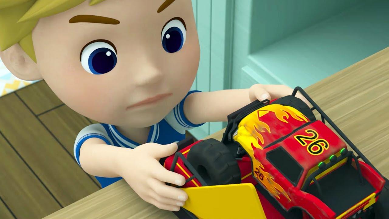 Робокар Поли — Уроки безопасности с Эмбер 🚗 Опасное электричество 🚕| Мультики про машинки